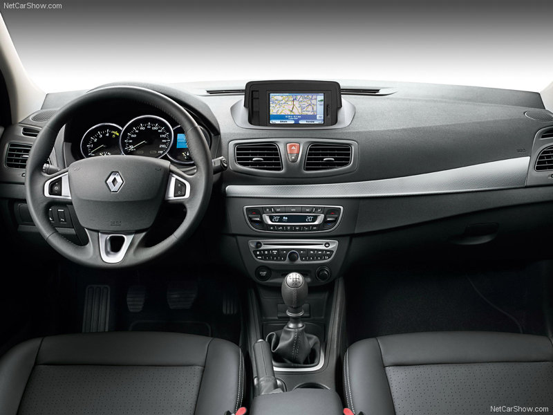 Renault Fluence Car The Hydrogen Blog